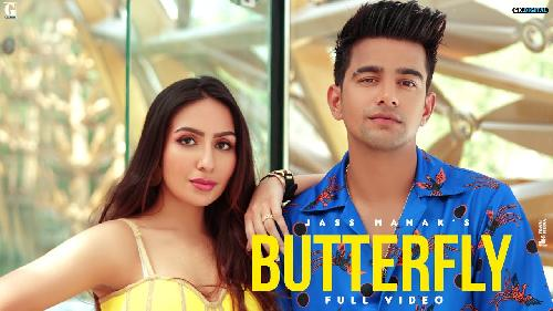 Butterfly (Official Song) By Jass Manak Poster