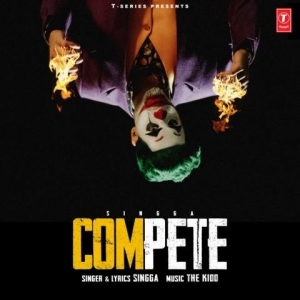 Compete By Singga Poster
