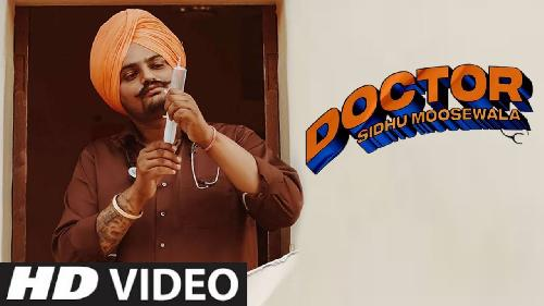 Doctor By Sidhu Moose Wala Poster
