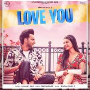 Love You By Armaan Bedil Poster