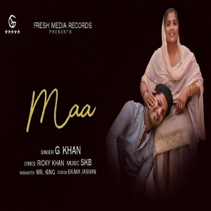Maa By G Khan Poster