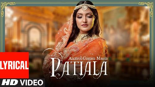 Patiala By Anmol Gagan Maan  Poster