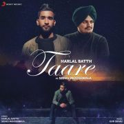 Taare   Sidhu Moose Wala By Harlal Batth Poster
