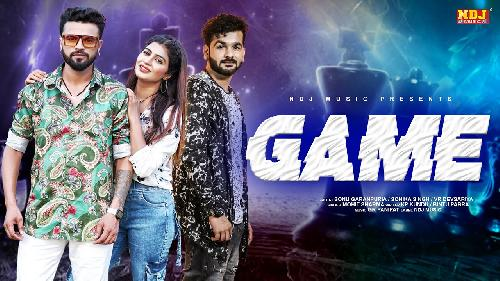 GAME By MOHIT SHARMA Poster
