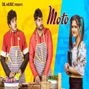 Haye Re Meri Moto (मेरि मोटो) By Diler Kharkiya Poster