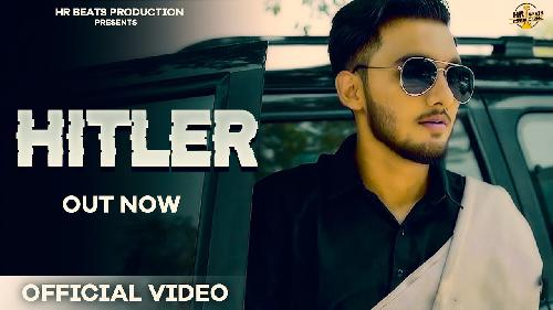 Hitler (Official Song) By Sahil Sangwan Poster