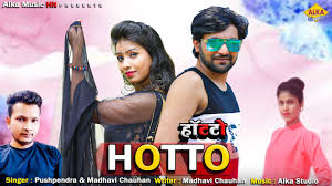 Hotto By Puspendra, Madhvi Chuhan Poster