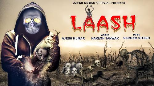 LAASH (Sad Song Haryanvi) By Ajesh Kumar (9034309438) Poster