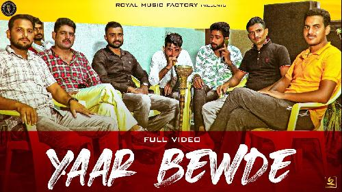 Mare Yaar Sare Bewde By Ajesh Kumar Poster