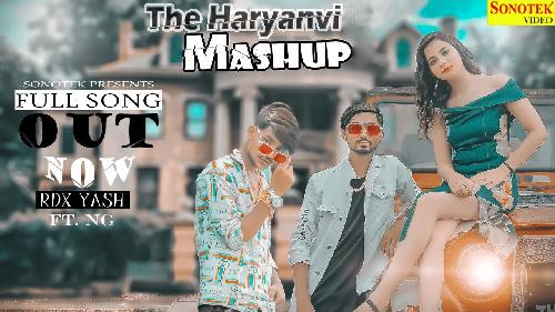 New Haryanvi Mashup 6 (Haryanvi Song 2020) By Rdx Yash Poster