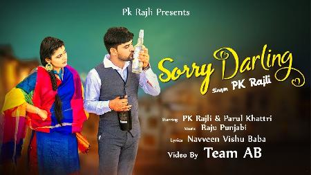 SORRY DARLING By PK RAJLI , RAJU PUNJABI Poster